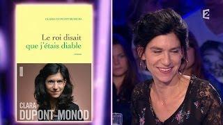 Clara Dupont-Monod : prochain Goncourt ? - On n'est pas couché 11 octobre 2014 #ONPC