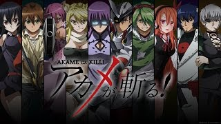 [AMV] Akame ga Kill - Trailer ~