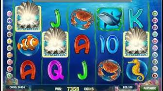 Play 'n' Go - Pearl Lagoon - Big Retriggering Bonus