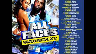 Mavado Mix - All Faces (DJ FearLess)