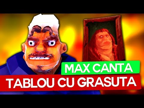 Save TABLOUL CU GRASUTA si CANTECUL | MaxINFINITE si PISICA Images