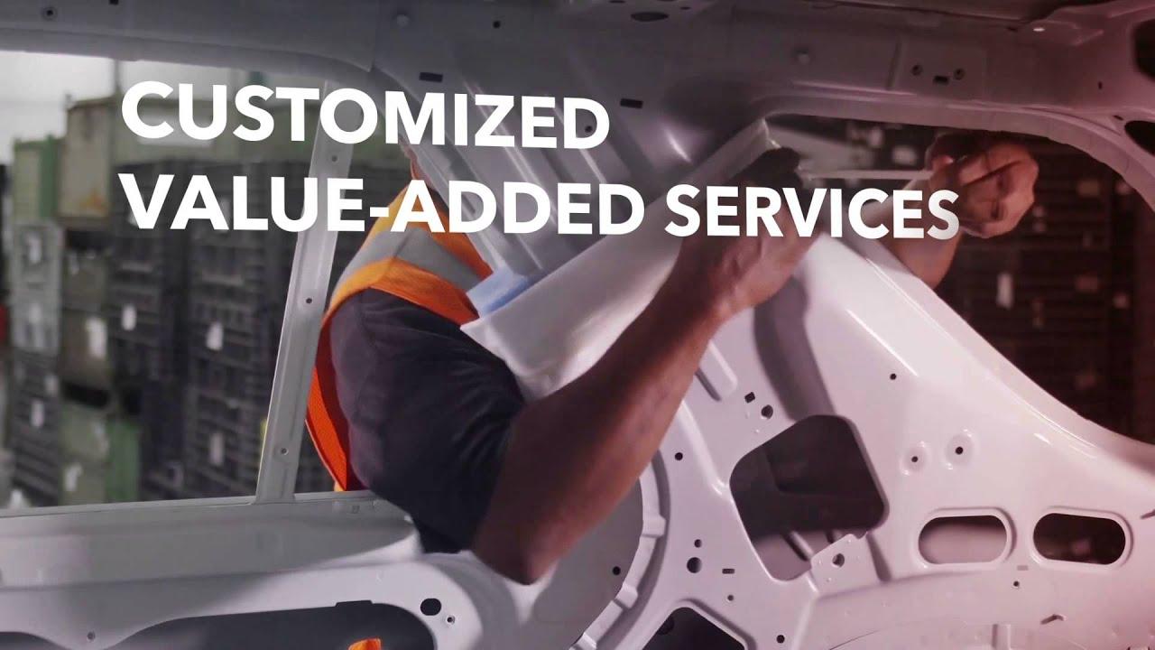 Logistics for the automotive industry | BLG LOGISTICS