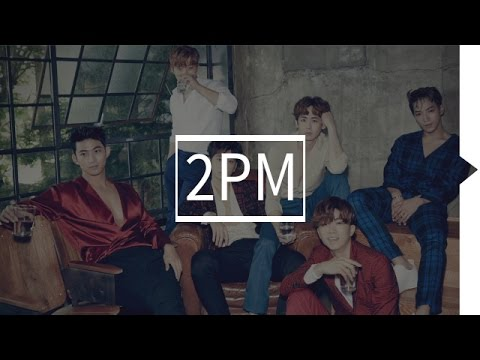 2PM Members Profile