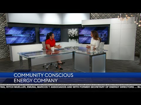 Blue Bull Energy featured on Worldwide Business with kathy ireland®