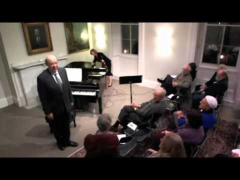 Civilians During Wartime, by composer-pianist Dave Burrell with Violinist Odessa Balan.