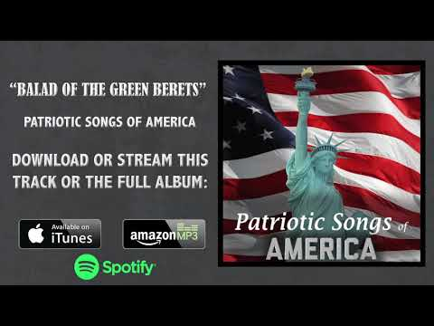Ballad of the Green Berets - Barry Sadler - The Sun Harbor