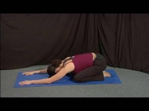 beginning yoga poses  yoga child pose  youtube