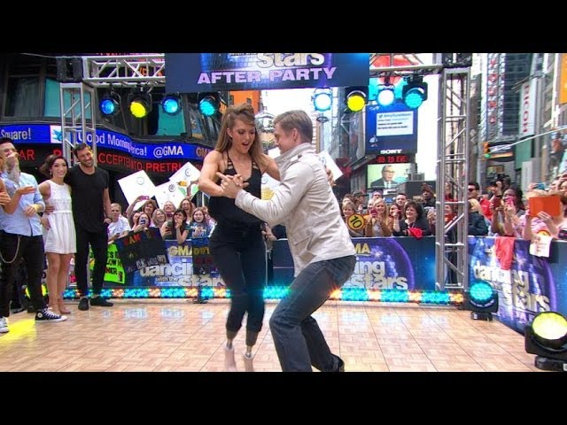 Dancing With the Stars Winners and Runner-Ups Dance on GMA