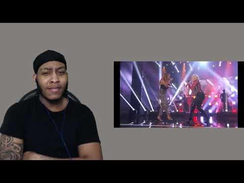 Bebe Rexha And Glennis Grace Perform Surprising Duet - America's Got Talent 2018 - Reaction