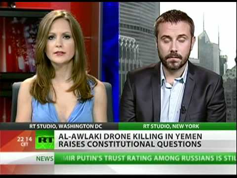 Jeremy Scahill on can the CIA kill whoever they want
