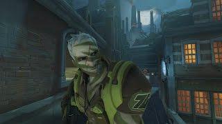 Overwatch - Saving Soldier 76