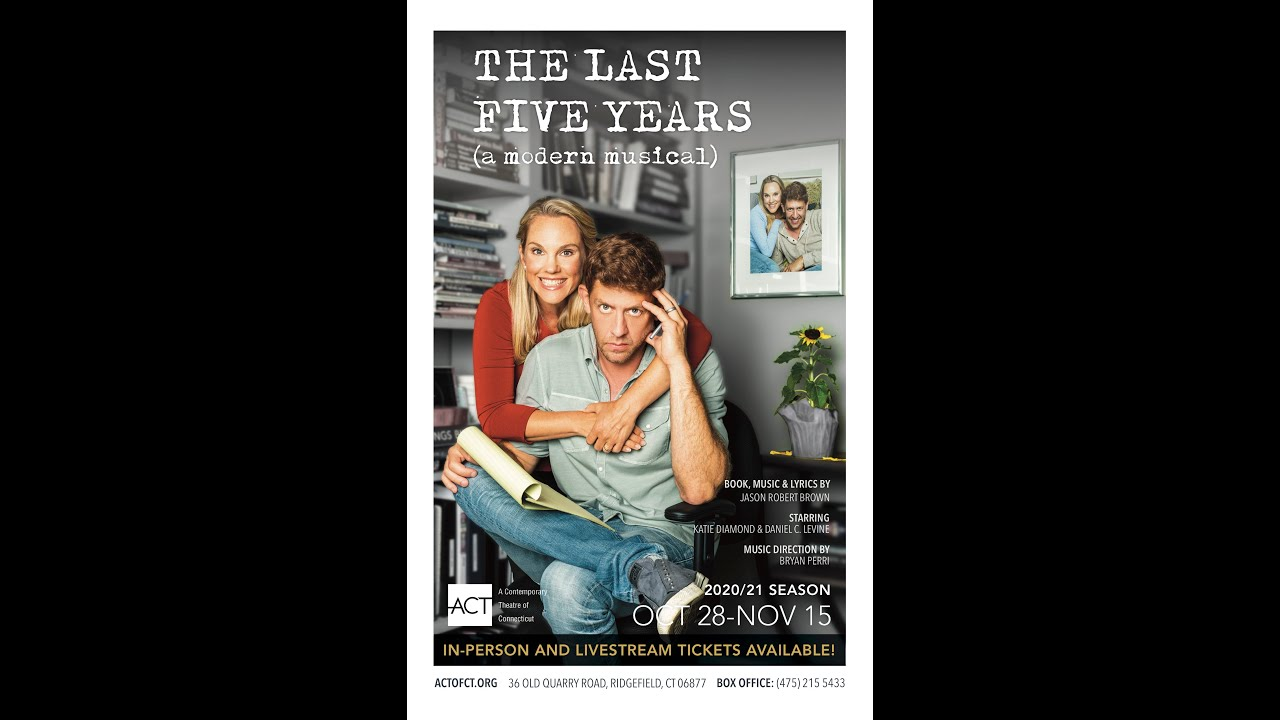 VIDEO: Watch Scenes from ACT of CT's THE LAST FIVE YEARS