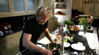 How To Make Fresh Chicken Stock   Gordon Ramsay   Youtube