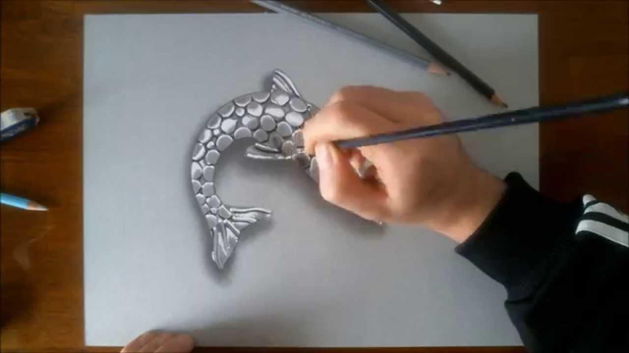 Come creare disegni 3D | Salvatore Aranzulla