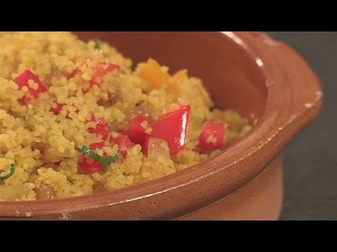 How To Make Moroccan Couscous