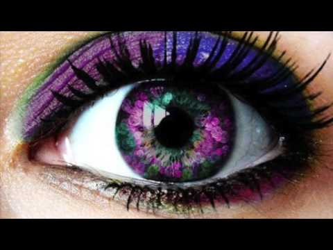 Get Purple Violet Dark Emerald Green Eyes Fast! Biokinesis Subliminals Frequencies Hypnosis