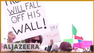 🇺🇸 Trump visits California to inspect border wall prototypes | Al Jazeera English