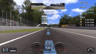GT5 - Red Bull Challenge Monza *GOLD* - 2:01;722