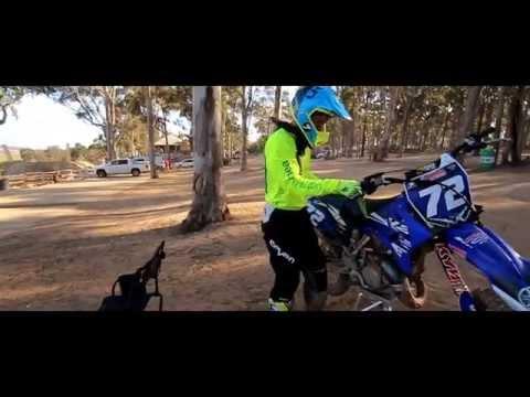 Amazing Motocross 200fps  ProfileBrad Sullivan HD 2015
