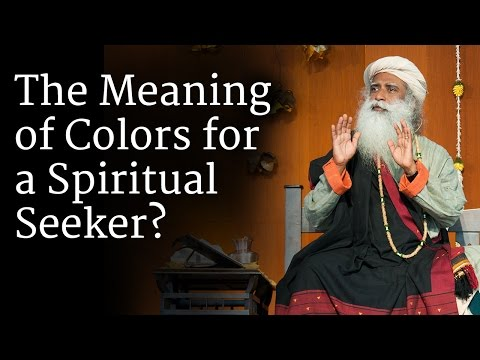 The Meaning of Colors for a Spiritual Seeker