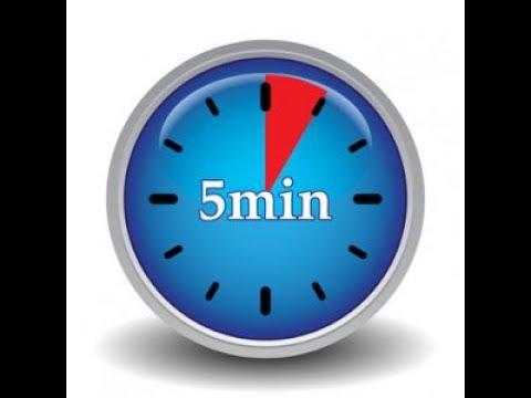 Five Minutes   Lupakanlah