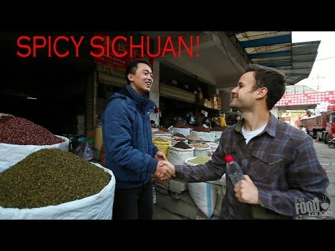 Amazing Sichuan- Food Lovers Heaven!