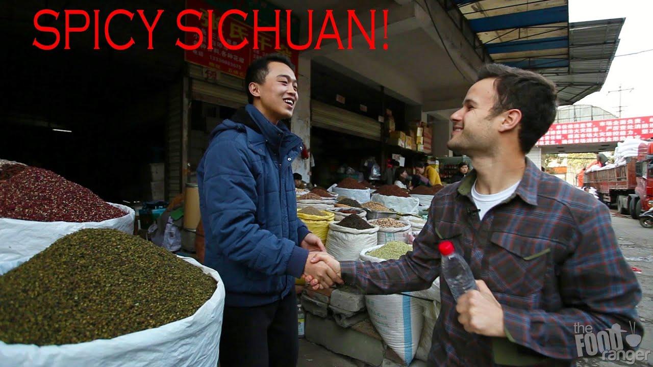 Amazing Sichuan- Food Lovers Heaven!