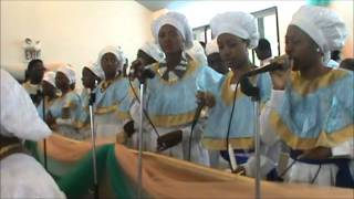 08 09 2015 ccc oschoffa parish songs before sermon