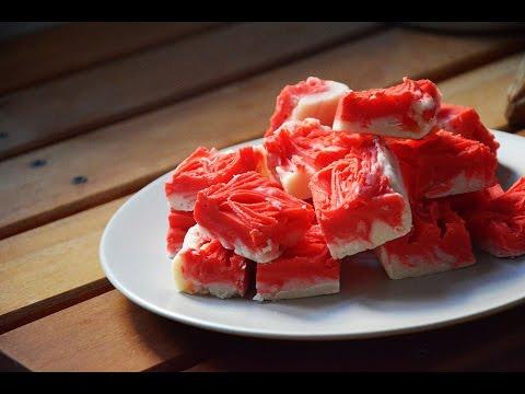 Download Youtube: red velvet fudge - dulces de navidad