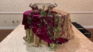 Event Decor at Hilton Garden Inn Dallas/Lewisville | Wedding Decor by Ayesha