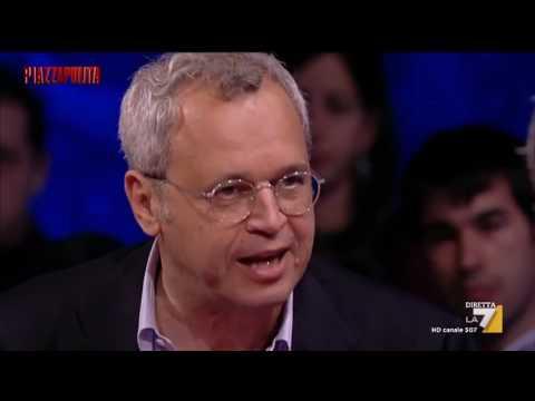 Enrico Mentana: 'Matteo Renzi dubita della versione del padre Tiziano'