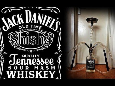 jack daniels shisha