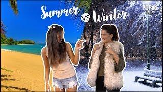 Summer Vs Winter - POPxo