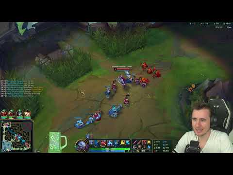 LETHALITY VOLIBEAR - League of Legends ITA #2076