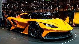 TOP 10 super autos