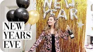 New Years Eve Party Vlog!