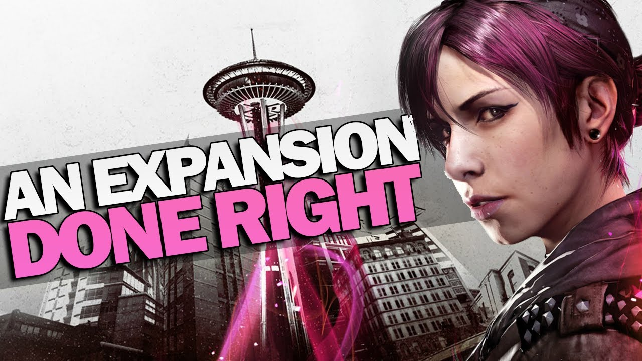 inFAMOUS First Light: DLC Done Right