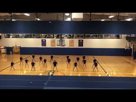 Hofstra University Dance Team Home Routine 2018