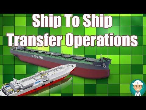 Ship To Ship Transfer Operations