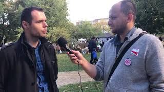 Jak działają rady osiedli? Rozmowa z Marcinem Sajniakiem i Rafałem Naglikiem w Szczecinie.
