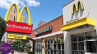 McDonald's কেন বাংলাদেশে নেই? McDonald's Bangladesh
