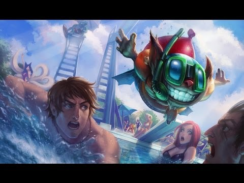 Pool Party Ziggs (Music Video)