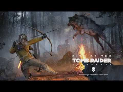 Rise of The Tomb Raider Endurance / Aguante