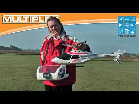 FunCopter von MULTIPLEX Modellsport Video Testbericht - Flugbericht