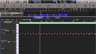 Drum Programming Tutorial: Trap Beat Hi Hats in Logic Pro X