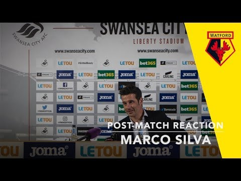 POST-MATCH 🎥 | Marco Silva Press Conference Post-Swansea