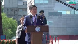 Президент С.Жээнбеков: 9 Мая — день общей гордости, день радости со слезами на глазах