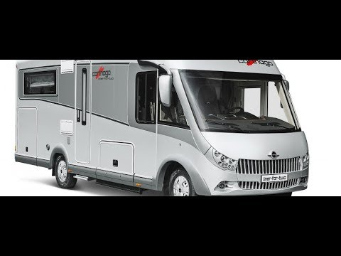 d690a2ddfc Carthago liner for two luxury RV presentation - YouTube