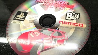 Classic Game Room - RIDGE RACER REVOLUTION review for PlayStation