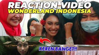 NOVIA REACTION WONDERLAND INDONESIA